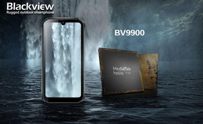 Blackview BV9900 com Helio P90 será anunciado em breve