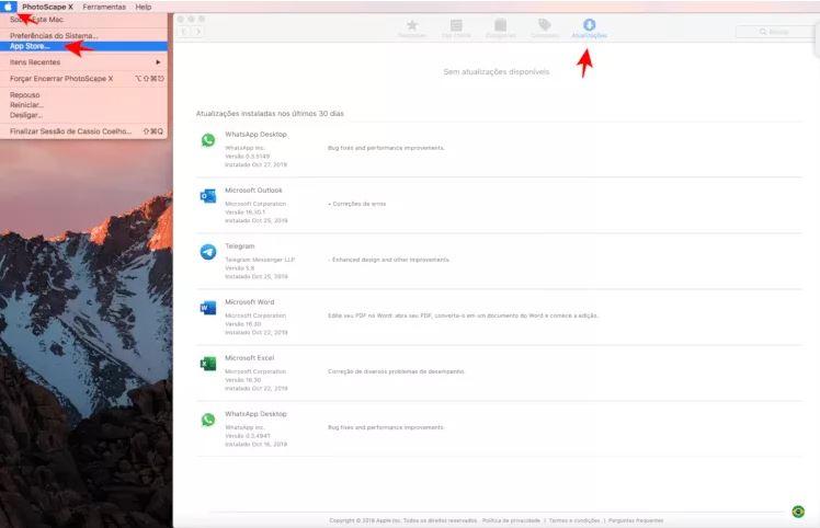 Como melhorar o desempenho do Mac