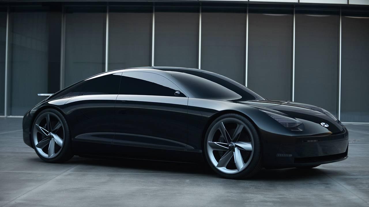 Hyundai Prophecy EV os segredos do seu conceito elétrico