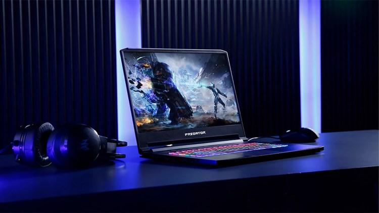 Notebooks Acer com processadores Intel de décima geração