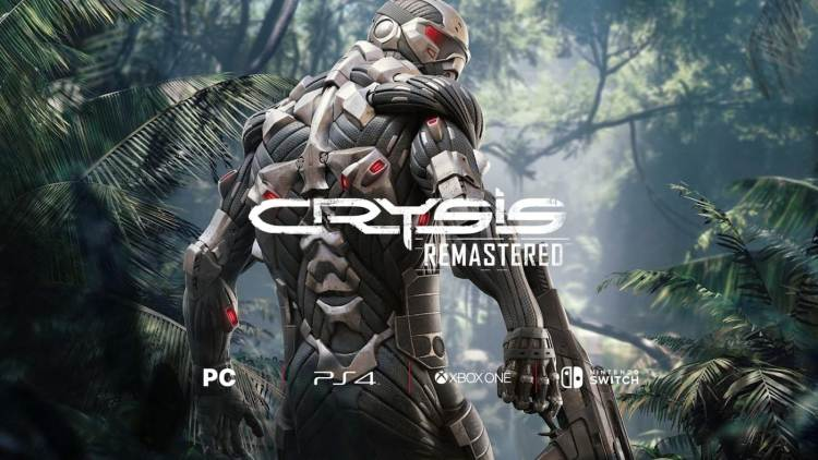 Novo Crysis Remastered para PS4