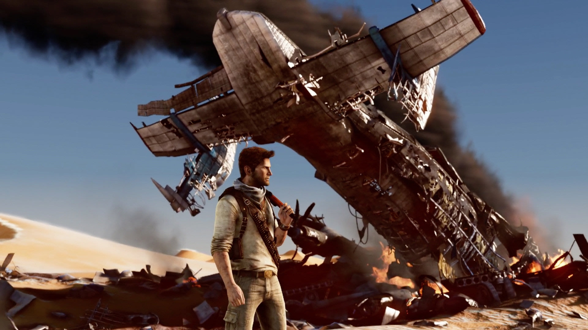 Coletânea do Uncharted e o Journey de graça no PS4