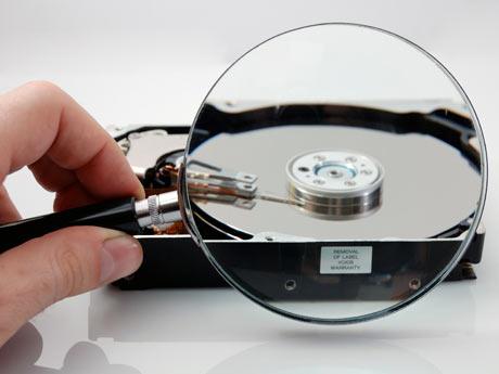 Recuperação de dados de HD formatado em Campo Grande MS