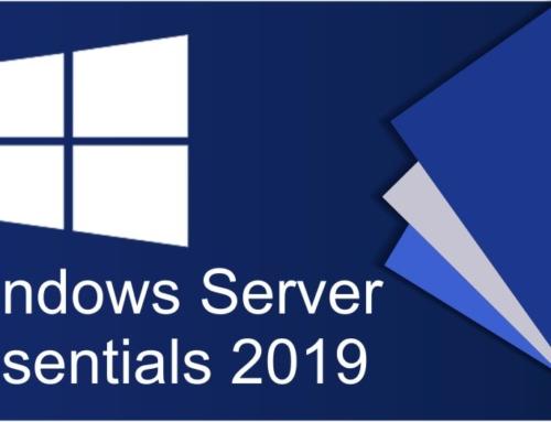 Download do Windows Server Essentials 2019