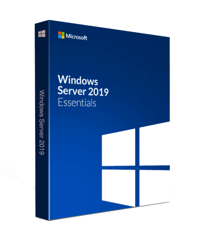 Licença Windows Server Essentials 2019 64 Bits