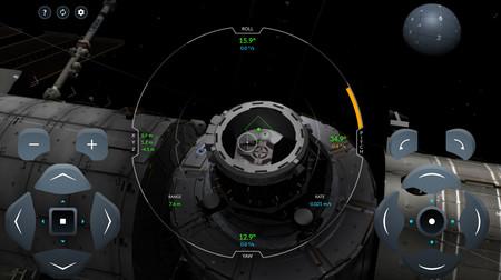 Simulador virtual da sonda Crew Dragon online