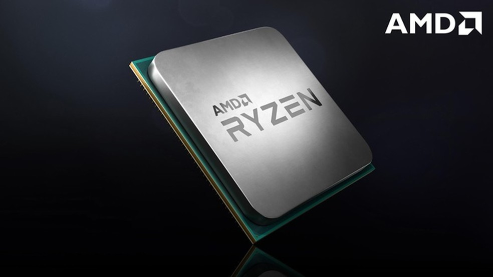 AMD Ryzen 9 3900X com 12 núcleos