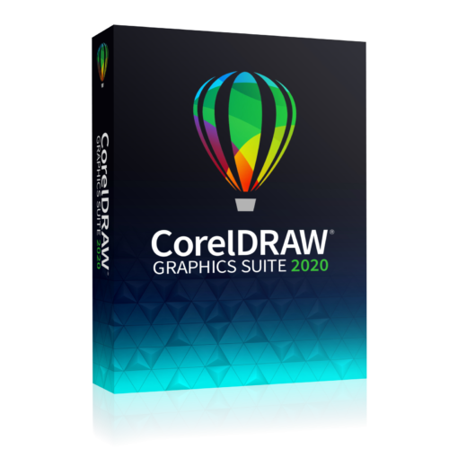 CorelDraw Grafhics Suite 2020