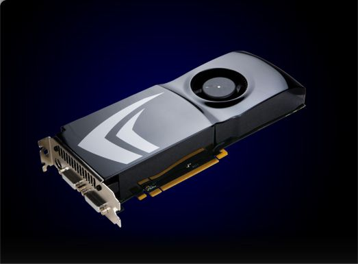 Drivers NVIDIA GeForce 9800 GTX