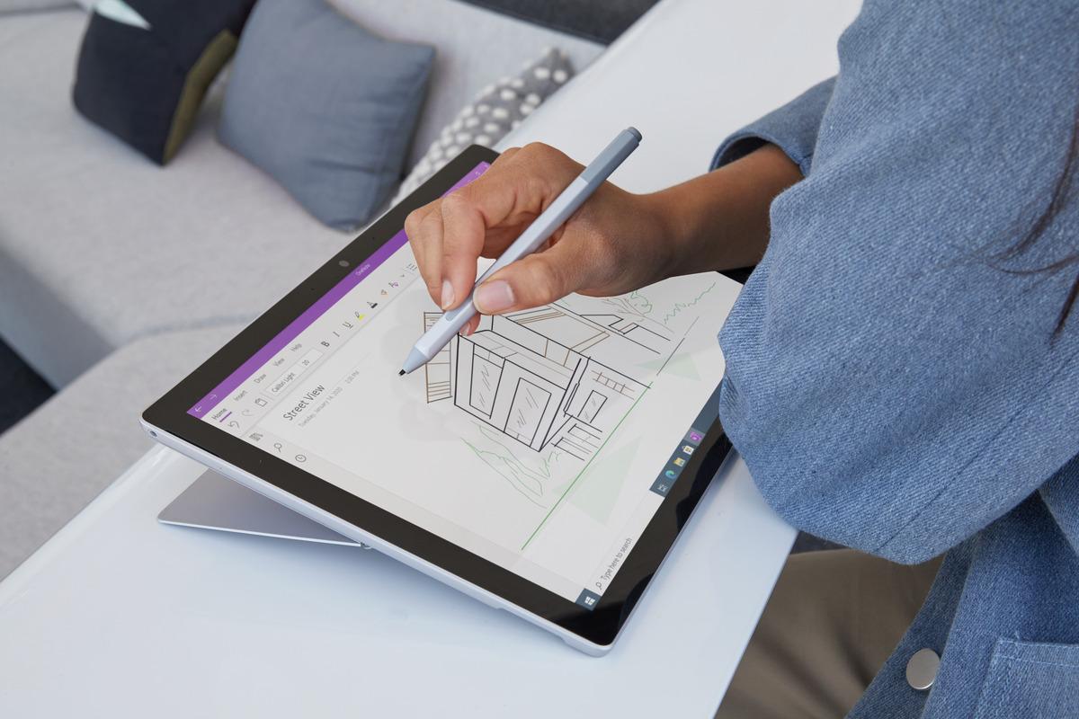 Novo Surface Pro 7+ com opções Tiger Lake e LTE