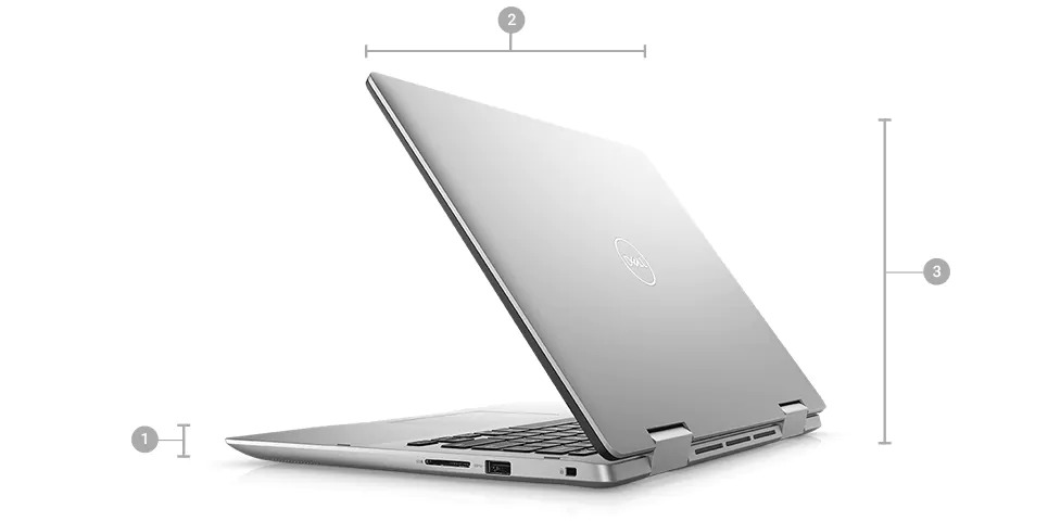 Notebook Dell Inspiron 14 5000 2 em 1