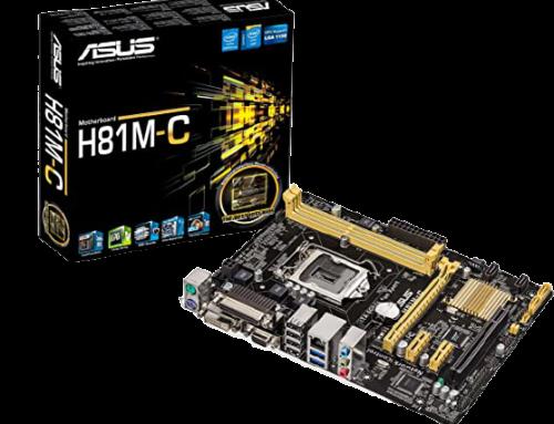 Download Drivers Asus H81M-C