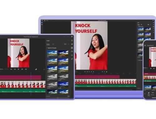Adobe Premiere Rush agora é compatível com Macs M1