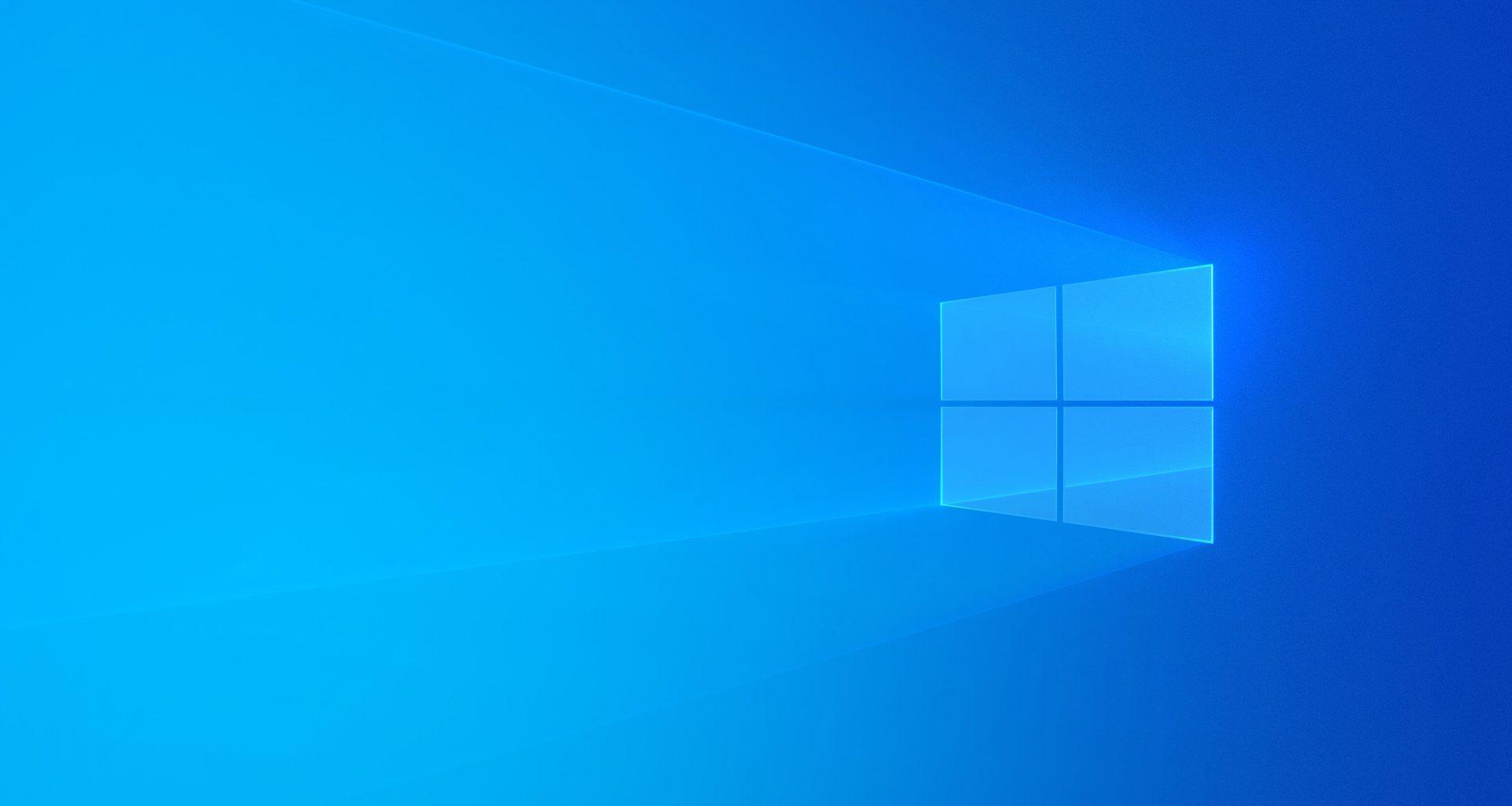 Novo visual do Windows 10