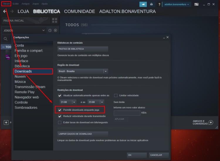 Otimizando o Windows 10 para jogos
