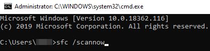 Como corrigir o código de erro 0x8007007B no Windows 10