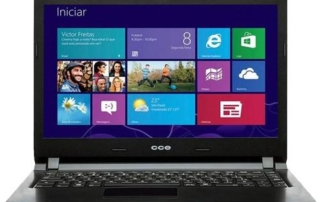 Drivers Notebook CCE Chromo 535P