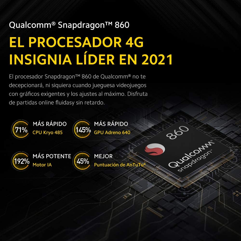 Smartphone Poco X3 PRO 256gb 8gb RAM